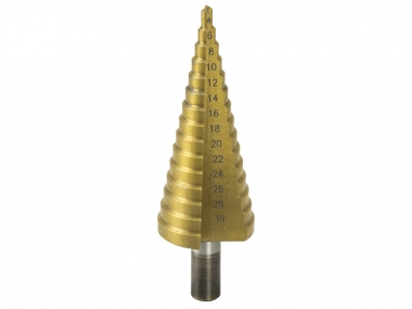 DEDRA WMST0430 wiertło stopniowe HSS TiN 4-30 mm