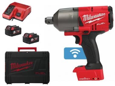 """MILWAUKEE M18 ONEFHIWF34-502X klucz udarowy 3/4"""" wkrętarka 1627Nm"""