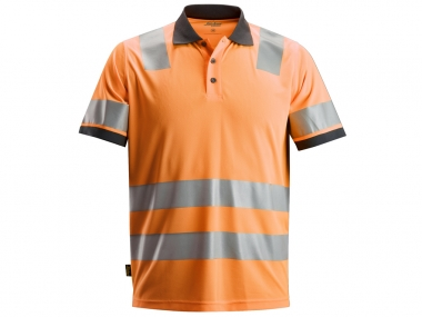 SNICKERS 2730 koszulka polo odblaskowa
