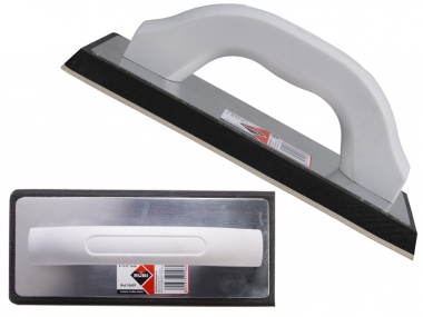 RUBI Pro 10607 paca gumowa uchwyt plastik 22,5x10cm