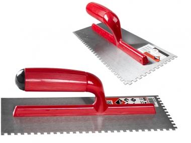 RUBI paca zębata stalowa uchwyt otwarty 28x12cm