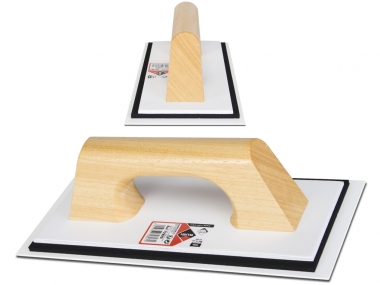 RUBI 72823 paca do gipsu uchwyt drewniany 30x14cm