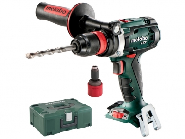 METABO BS18 LTX QUICK wkrętarka 110Nm metaloc