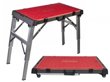 RUBI 66924 stół warsztatowy roboczy narzędziowy 4 w 1