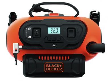 BLACK&DECKER BDCINF18N kompresor 12V 18V 230V