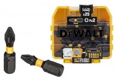 DeWALT DT70556T bity końcówki udarowe Pz2 x25 zestaw