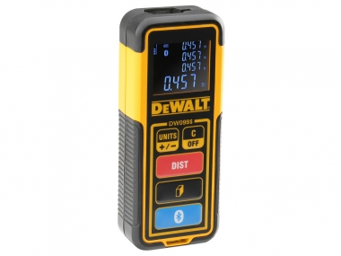 DeWALT DW099S dalmierz laser 30m Bluetooth