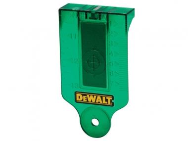 DeWALT DE0730G tarcza celownicza zielona do lasera