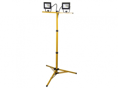 DEDRA L1072-2 lampa warsztatowa reflektor 2x20W