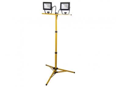 DEDRA L1072-3 lampa warsztatowa reflektor 2x30W