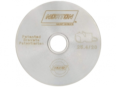 NORTON QUICKFIX adapter do tarcz 22,23 / 25,4 mm