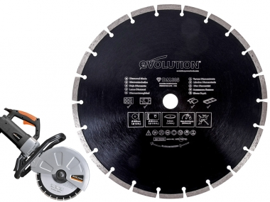 EVOLUTION DM305 tarcza diamentowa 305mm DISC CUTTER