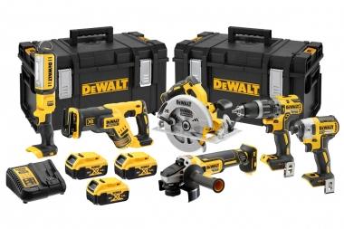 DEWALT DCK623P3 zestaw narzędzi 6szt. 18V