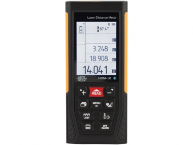 NIVEL SYSTEM HDM-50 dalmierz laser 50m Bluetooth