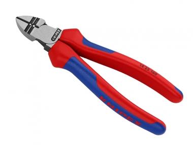 KNIPEX 1422160 szczypce boczne tnace do izolacji 160mm