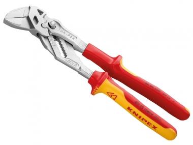 KNIPEX 8606250 klucz szczypce płaskie nastawne VDE 250mm