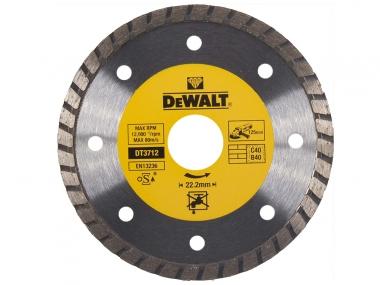 DeWALT DT3712 tarcza diamentowa 125 / 22,2 mm