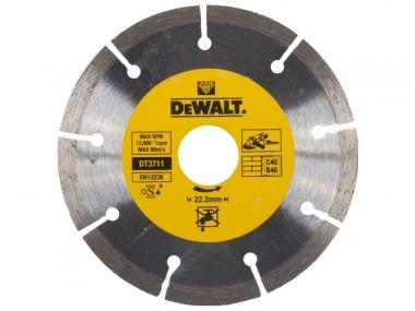 DeWALT DT3711 tarcza diamentowa 125 / 22,2 mm