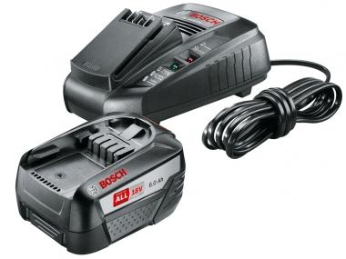 BOSCH akumulator 18V 6,0Ah ładowarka AL 1830 CV