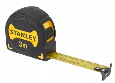 STANLEY 33-559 miara zwijana stalowa 3m / 19mm