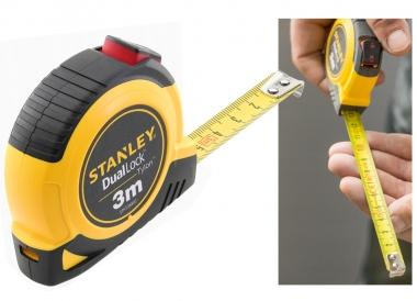 STANLEY 36-802 miara zwijana stalowa 3m / 13mm