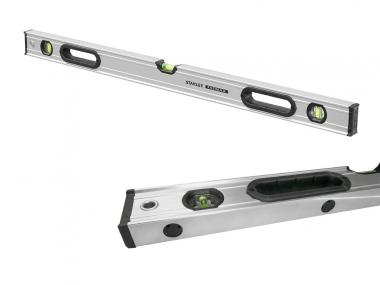 STANLEY 43-637 poziomica aluminiowa magnes 90cm