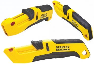 STANLEY 10-365 nóż bezpieczny automat ostrze trapez
