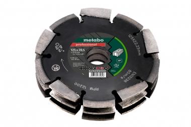 METABO tarcza diamentowa do bruzdownic 125mm