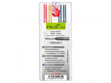 PICA 4020 cienkopis znacznik ołówek automatyczny wkłady 2,8mm 8 sztuk