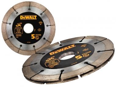 DeWALT DT3758 tarcza diamentowa podwójna 125mm
