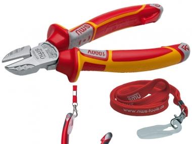 NWS 180 VDE S szczypce obcinaczki boczne do kabli