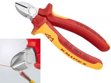 KNIPEX 7006140 szczypce boczne 140mm VDE