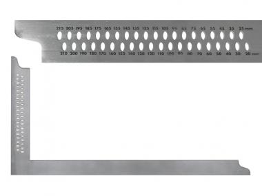 SOLA ZWZB 600 kątownik stalowy 600x200mm