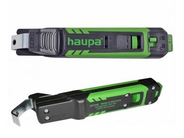 HAUPA 201040 nóż izolacji okrągłej 8-28mm