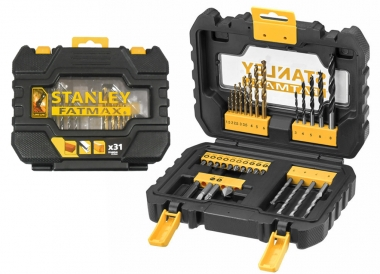 STANLEY STA88540 zestaw bity wiertła 31 sztuk