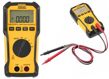 STANLEY Smart 82-563 miernik elektroniczny CAT III 600V
