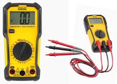 STANLEY Digital 82-565 miernik elektroniczny 600V