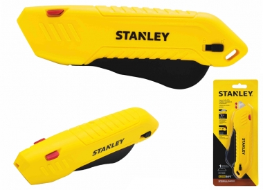 STANLEY 10-368 nóż bezpieczny automat ostrze trapez
