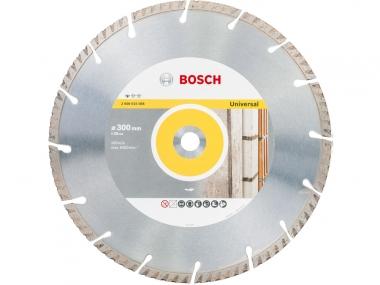 BOSCH Standard tarcza diamentowa beton 300 / 20mm