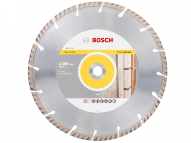 BOSCH Standard tarcza diamentowa beton 300 / 25,4mm