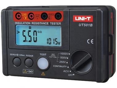 UNI-T UT501B miernik rezystancji izolacji