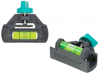 WOLFCRAFT 5222000 poziomica adapter do miarki składanej