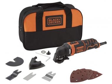 BLACK&DECKER MT300SA2 narzędzie wielofunkcyjne 300W