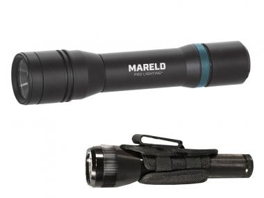 MARELD NIMBUS 450 RE latarka LED + kabura