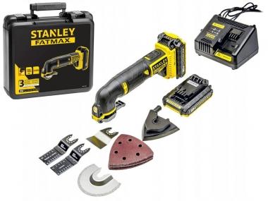 STANLEY FMC71D2 narzędzie wielofunkcyjne 18V 2x2,0Ah