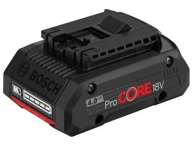 BOSCH akumulator 18V 4,0Ah ProCORE