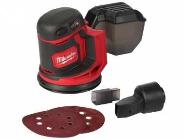 MILWAUKEE M18 BOS125-0 szlifierka mimośrodowa 125mm 18V