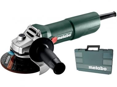 METABO W 750-125 szlifierka kątowa 125mm 750W walizka