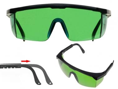 SOLA LB-G okulary do lasera zielone