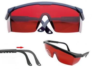 SOLA LB-RED okulary do lasera czerwone